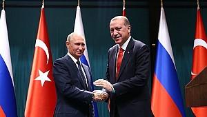 Erdoğan ve Putin görüşmesi 1 saat sürdü