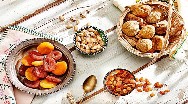 Türk kuru meyveleri İsrail'de popüler