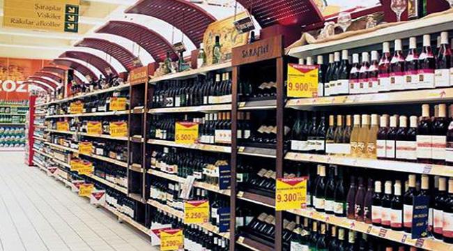 Alkollü içeceklerde vergi yüzde 7.09 arttı