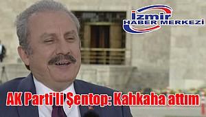 AK Parti'li Şentop, Canlı Yayında CHP'li Öztürk Yılmaz'ın Adaylığını Öğrenince Kahkaha Attı