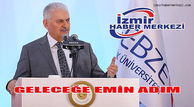 Başbakan Yıldırım: Türkiye geleceğe emin adımlarla yürüyor