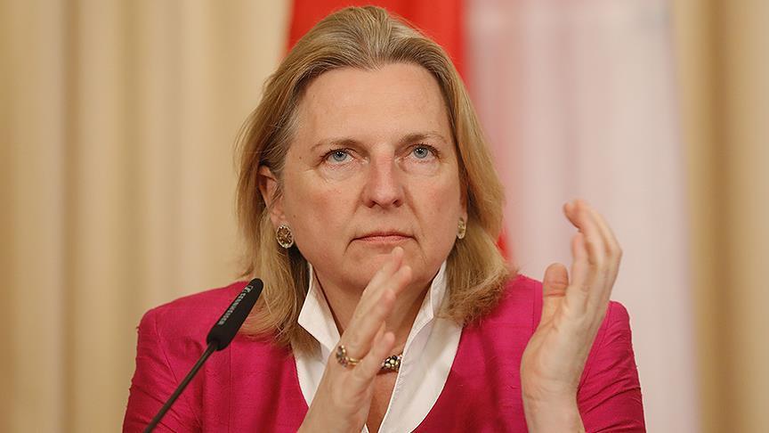 Avusturya Dışişleri Bakanı'ndan Türkiye için empati çağrısı