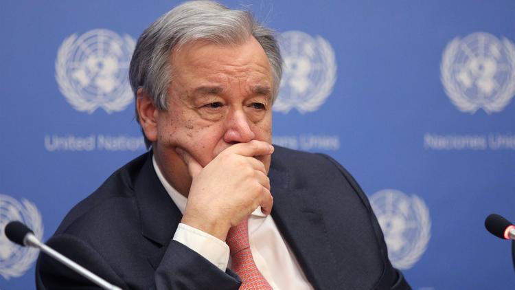 BM Genel Sekreteri: 'Soğuk Savaş geri döndü'