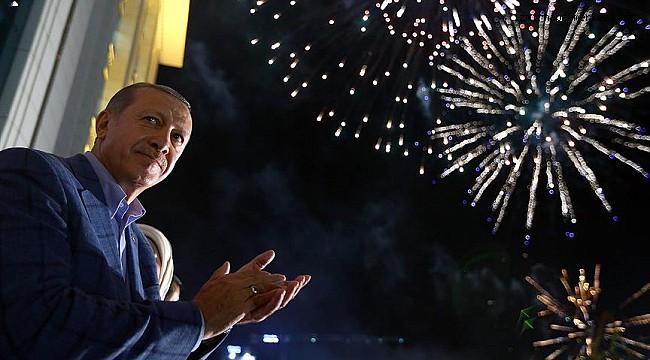 Cumhurbaşkanı Erdoğan'a dünyadan tebrik yağdı