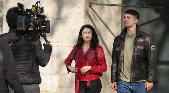 Hapis cezası alan oyuncu dizi çekimlerine devam ediyor
