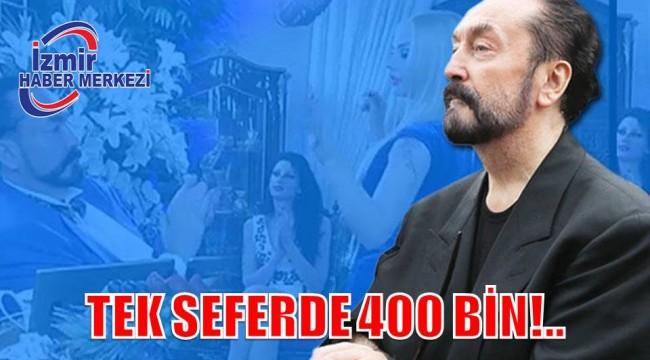 TEK SEFERDE 400 BİN!..