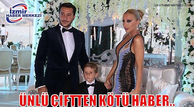 ÜNLÜ ÇİFTTEN KÖTÜ HABER GELDİ..