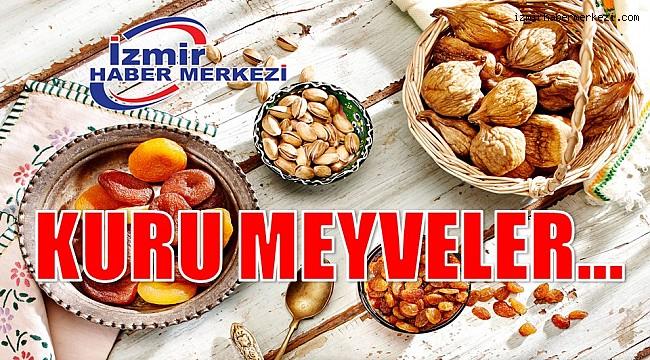 KURU MEYVELER...