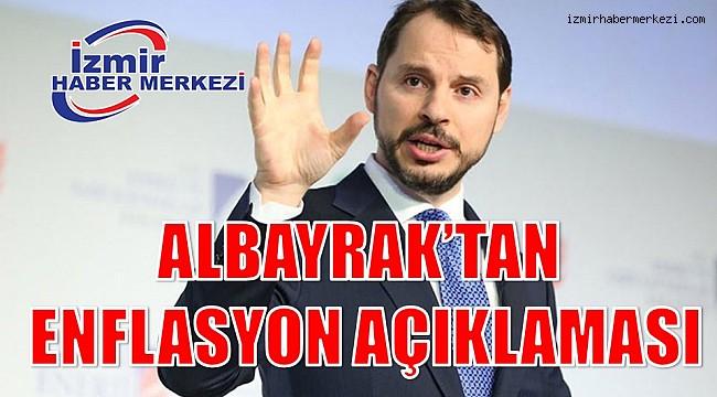 ALBAYRAK'TAN ENFLASYON AÇIKLAMASI