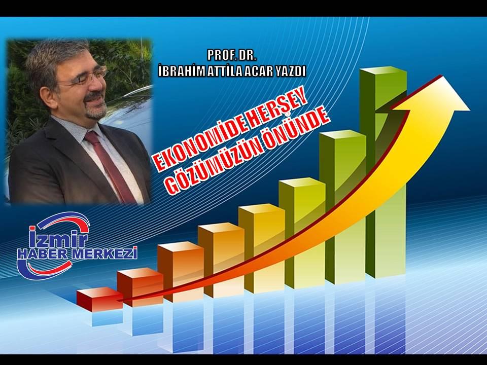 Prof. Dr. İbrahim Attila Acar yazdı :