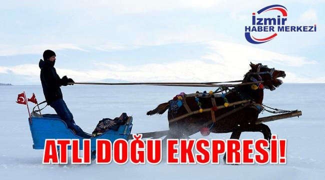 ATLI DOĞU EKSPRESİ!
