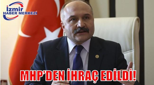 MHP'DEN İHRAÇ EDİLDİ!