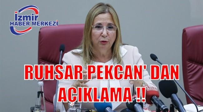 RUHSAR PEKCAN' DAN AÇIKLAMA !!