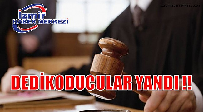 DEDİKODUCULAR YANDI !!