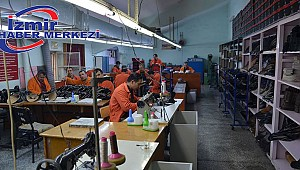 Ceza İnfaz Kurumuna atölye ve tesis açıldı