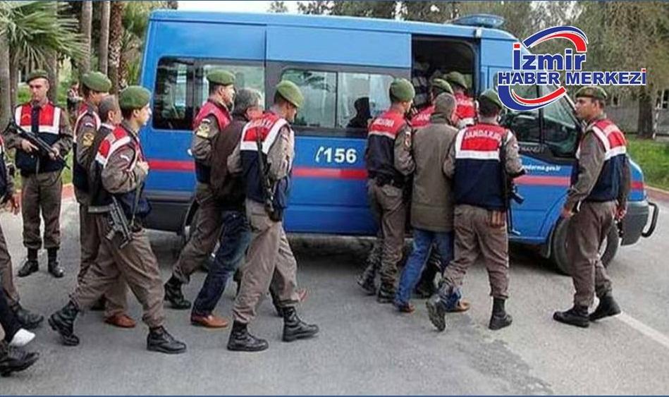 İzmir'de 61 düzensiz göçmen yakalandı