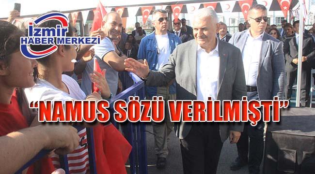 """""""NAMUS SÖZÜ VERİLMİŞTİ"""""""
