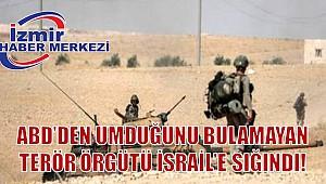 Köşeye sıkışan terör örgütü YPG/PKK İsrail'den yardım istedi