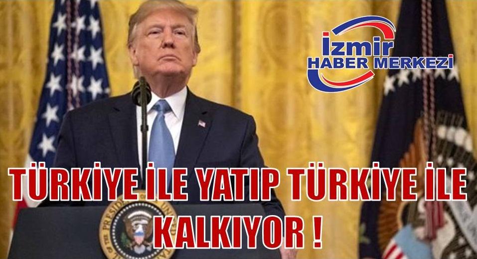 Son Dakika: ABD Başkanı Trump: Türkiye tutuklu DEAŞ'lıların sorumluluğunu üstlenmeli