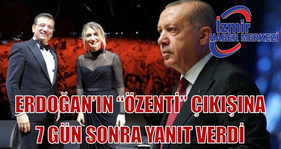 Ekrem İmamoğlu'ndan Erdoğan'a 'özenti' yanıtı: 29 Ekim'i doya doya yaşamak asla bir özenti değildir