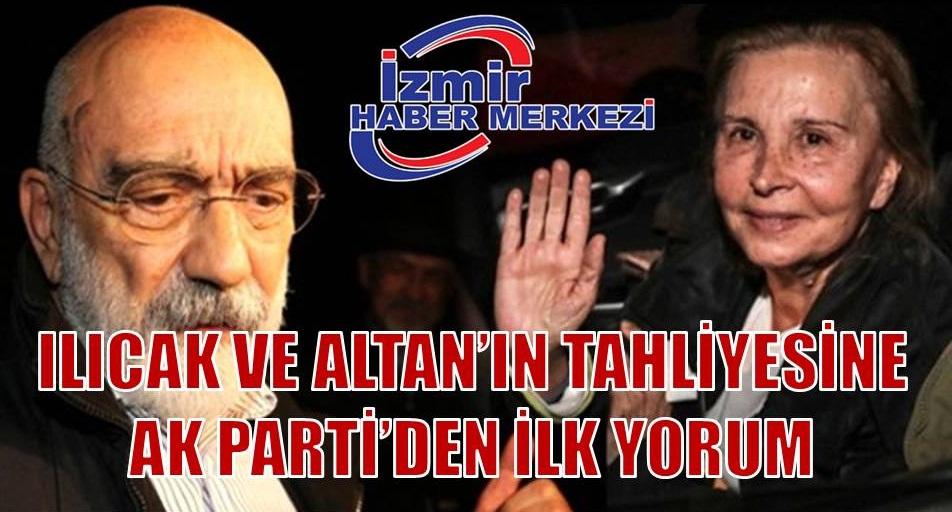 Ilıcak ve Altan'ın tahliyesini AK Parti Grup Başkanvekili Turan yorumladı: FETÖ'nün filizlenmesine asla izin verilmeyecek