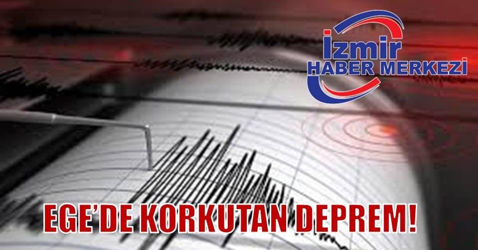 Son dakika: Yunanistan'daki Girit Adası'nda 5,9 büyüklüğünde deprem meydana geldi