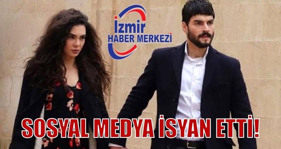 Hercai'nin Reyyan'ı Ebru Şahin'in dizideki giyim tarzı sosyal medyada gündem oldu