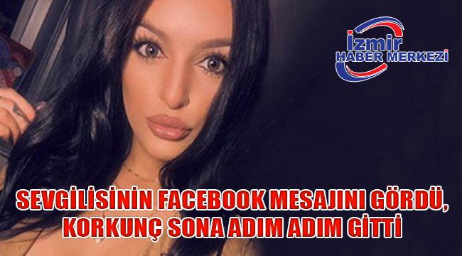 Sevgilisinin Facebook mesajlarını gören genç kız canına kıydı