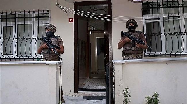 İstanbul'da uyuşturucu operasyonu: 75 gözaltı