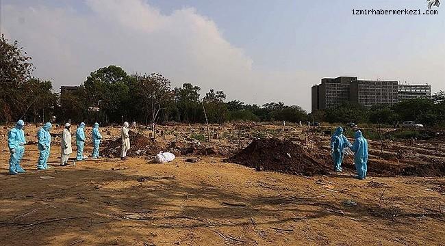 Kovid-19 nedeniyle son 24 saatte Brezilya'da 631, Hindistan'da 500 kişi öldü