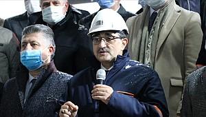 Enerji ve Tabii Kaynaklar Bakanı Dönmez: Kömürün karası altının parıltısından daha değerli