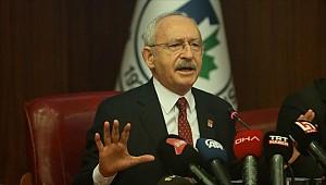 Kılıçdaroğlu: Demokrasi şiddeti kabul etmez