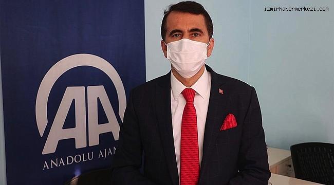 Kovid-19'u yenen CHP Hatay Milletvekili Topal: Konuşamaz duruma geldim