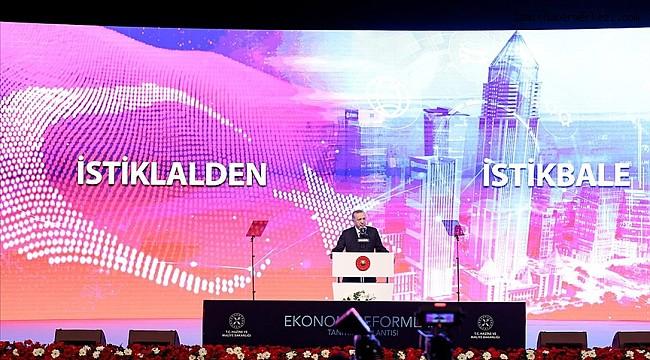Ekonomi Reform Paketi ile 'yeni rota çizildi'