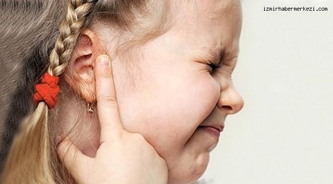 Çocuklarda Orta Kulak İltihabına Dikkat!