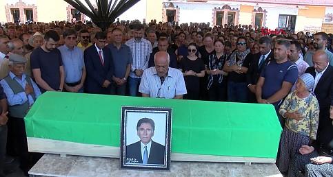 Eski milletvekili Gündoğan, son yolculuğuna uğurlandı